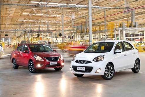 Imagem: Nissan vende linha 0 km com preço de nota fiscal de fábrica