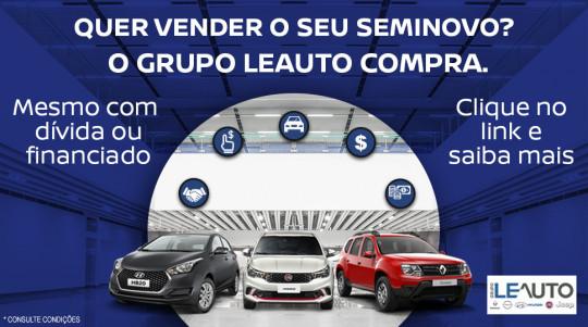 Imagem: O Grupo LEAUTO Compra o seu veículo.