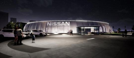 Imagem: Nissan vai mostrar sua visão para a mobilidade em novo pavilhão que será aberto em 2020